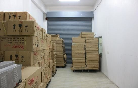 For Sale Warehouse 540 sqwa in Krathum Baen, Samut Sakhon, Thailand | Ref. TH-YAQGHEXF