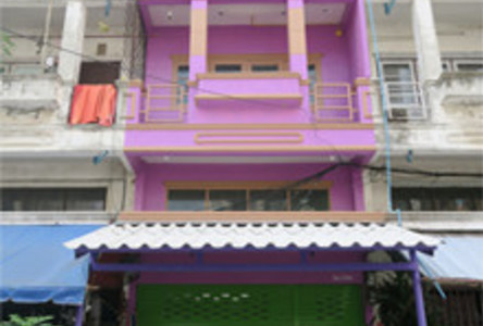 For Sale 2 Beds Shophouse in Thung Khru, Bangkok, Thailand