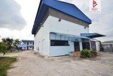 For Sale Warehouse 1 rai in Bang Phli, Samut Prakan, Thailand