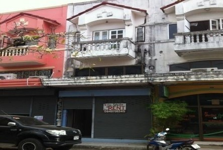 For Sale or Rent 3 Beds Shophouse in Mueang Phuket, Phuket, Thailand