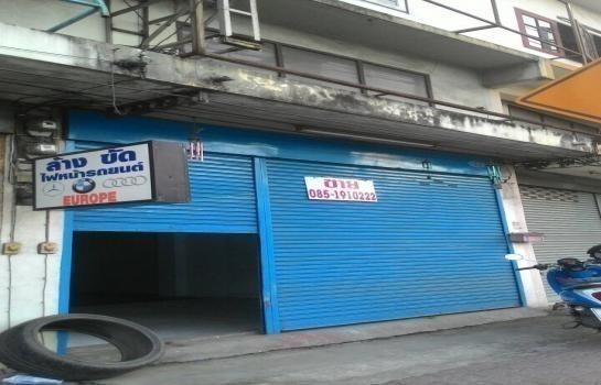 For Sale Shophouse 23 sqwa in Mueang Nonthaburi, Nonthaburi, Thailand | Ref. TH-RLGVVEJU