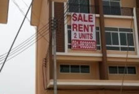 For Rent Shophouse 54 sqwa in Sattahip, Chonburi, Thailand