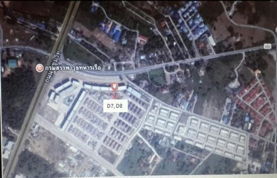 ให้เช่า อาคารพาณิชย์ 54 ตร.ว. สัตหีบ ชลบุรี | Ref. TH-CJTUVAHC