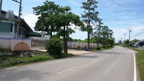 For Sale Warehouse 8 rai in Mueang Samut Sakhon, Samut Sakhon, Thailand | Ref. TH-PUMPRTOS