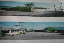 For Sale Warehouse 5 rai in Krathum Baen, Samut Sakhon, Thailand