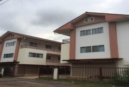 For Sale Apartment Complex 25 rooms in Mueang Nakhon Ratchasima, Nakhon Ratchasima, Thailand