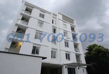 For Sale Apartment Complex 48 rooms in Chatuchak, Bangkok, Thailand