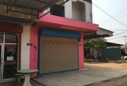 For Sale 2 Beds Shophouse in Lue Amnat, Amnat Charoen, Thailand