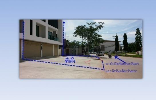 For Rent 4 Beds Shophouse in Mueang Phitsanulok, Phitsanulok, Thailand | Ref. TH-UGTVAZAL