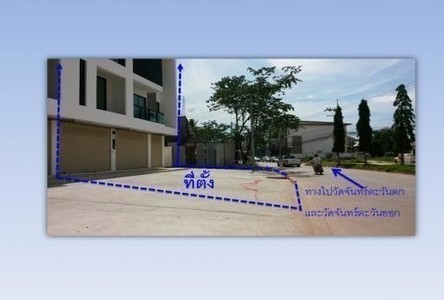 For Rent 4 Beds Shophouse in Mueang Phitsanulok, Phitsanulok, Thailand
