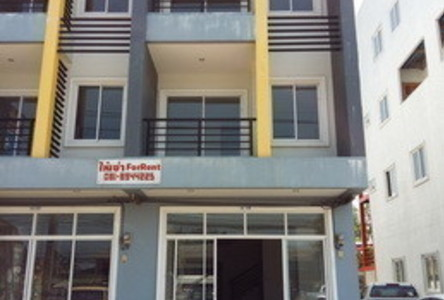 For Rent 2 Beds Shophouse in Thalang, Phuket, Thailand