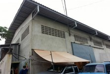 For Rent Warehouse 350 sqm in Mueang Samut Sakhon, Samut Sakhon, Thailand
