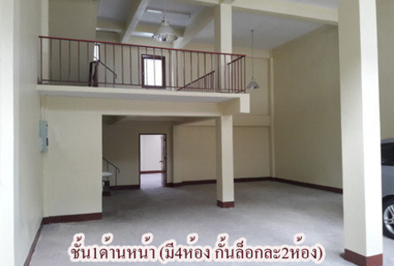 For Rent 2 Beds Shophouse in Krathum Baen, Samut Sakhon, Thailand