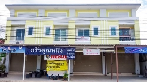 For Sale 2 Beds Shophouse in Mueang Buriram, Buriram, Thailand | Ref. TH-EHJWOYCY