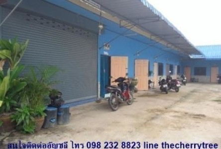 For Sale Apartment Complex 13 rooms in Kalasin, Northeast, Thailand