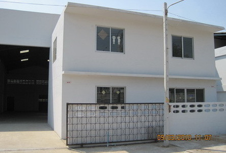 For Rent Warehouse 300 sqm in Bang Bua Thong, Nonthaburi, Thailand