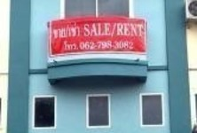 For Sale 4 Beds Shophouse in Wang Noi, Phra Nakhon Si Ayutthaya, Thailand