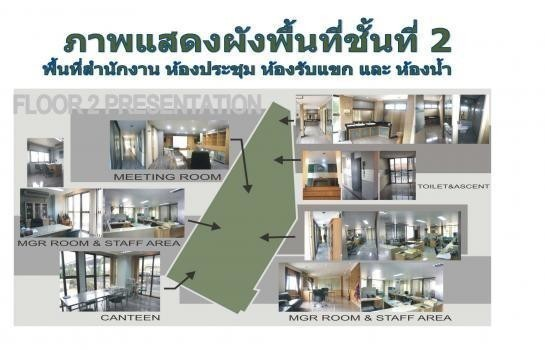 Продажа: Офис 463 кв.ва. в районе Pathum Wan, Bangkok, Таиланд | Ref. TH-MRACTTEN