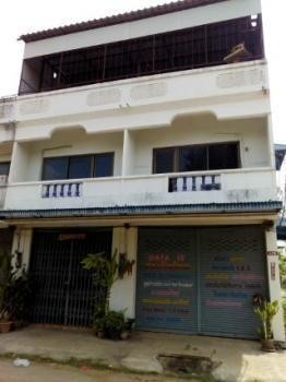 For Sale 4 Beds Shophouse in Mueang Buriram, Buriram, Thailand | Ref. TH-HAMIMTIL