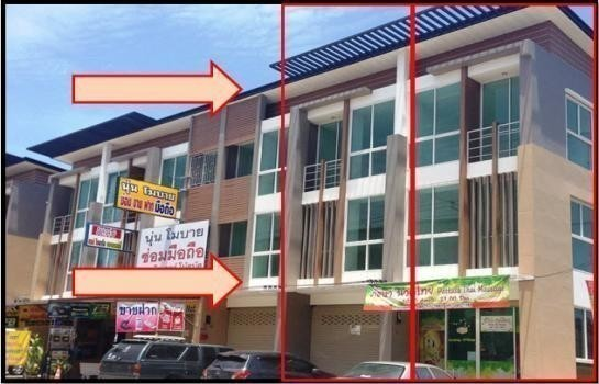 For Sale 4 Beds Shophouse in Bang Lamung, Chonburi, Thailand | Ref. TH-UAJRGXUF