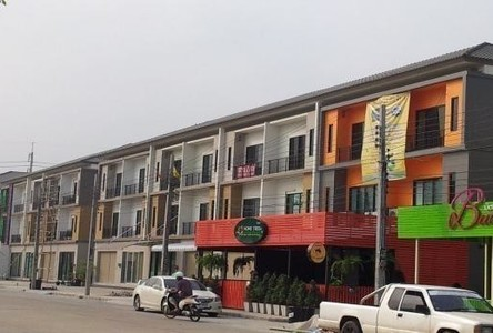For Sale or Rent 2 Beds Shophouse in Min Buri, Bangkok, Thailand