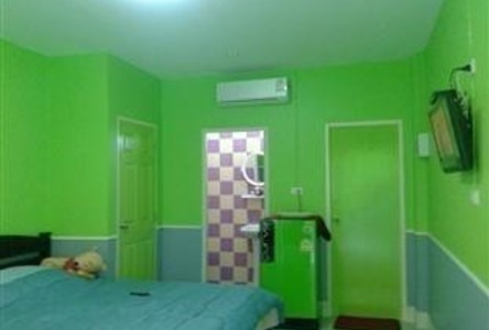 For Sale or Rent Apartment Complex 10 rooms in Mueang Ratchaburi, Ratchaburi, Thailand