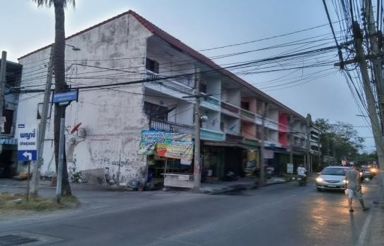 For Sale Shophouse 16 sqm in Nakhon Chai Si, Nakhon Pathom, Thailand | Ref. TH-CNKCNWWN
