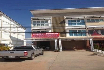 For Sale 3 Beds Shophouse in Warin Chamrap, Ubon Ratchathani, Thailand