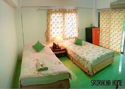 ให้เช่า อพาร์ทเม้นท์ทั้งตึก 27 ตรม. ศรีราชา ชลบุรี | Ref. TH-RRYNQSXM