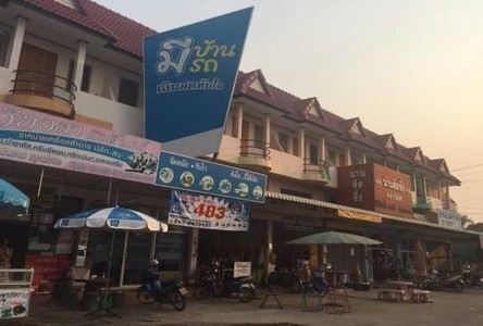 For Sale 2 Beds Shophouse in Wiang Sa, Nan, Thailand