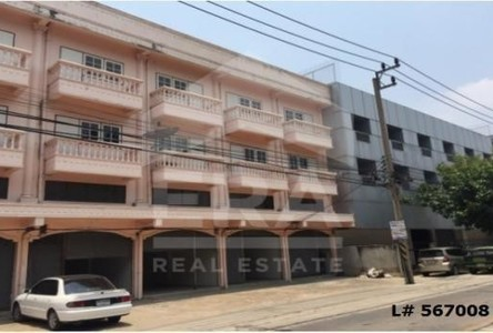 For Sale Shophouse in Mueang Pathum Thani, Pathum Thani, Thailand