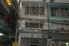 For Sale Shophouse 440 sqm in Bang Bon, Bangkok, Thailand