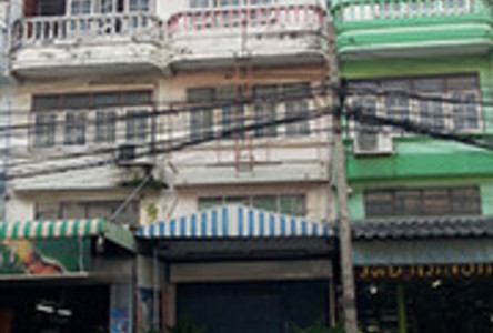For Sale 3 Beds Shophouse in Bang Khun Thian, Bangkok, Thailand