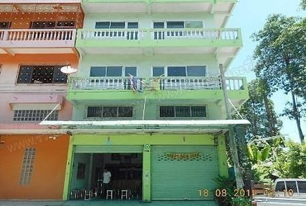 For Sale Shophouse 41 sqwa in Bang Khun Thian, Bangkok, Thailand
