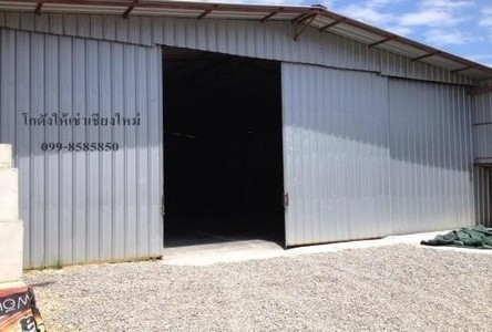 For Rent Warehouse 120 sqwa in Mueang Chiang Mai, Chiang Mai, Thailand