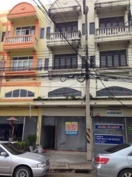 For Sale or Rent 3 Beds Shophouse in Mueang Nakhon Pathom, Nakhon Pathom, Thailand | Ref. TH-ZKIIPROU