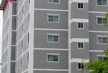 ขาย หรือ เช่า อพาร์ทเม้นท์ทั้งตึก 342 ตร.ว. ศรีราชา ชลบุรี