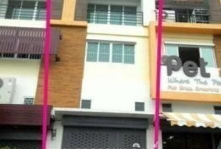 For Sale 4 Beds Shophouse in Bang Khen, Bangkok, Thailand