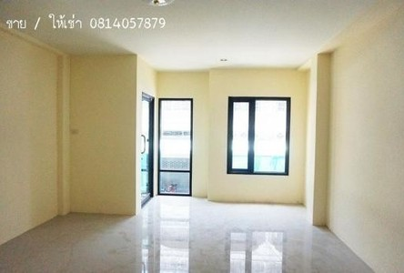 For Sale or Rent Shophouse 21 sqwa in Mueang Ratchaburi, Ratchaburi, Thailand
