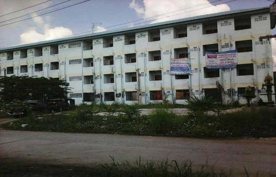 For Sale Apartment Complex 600 sqwa in Khlong Luang, Pathum Thani, Thailand | Ref. TH-YSBNARNP