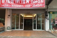 For Sale or Rent 3 Beds Shophouse in Mueang Saraburi, Saraburi, Thailand