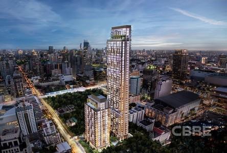 For Sale Condo 33 sqm Near BTS Chit Lom, Bangkok, Thailand