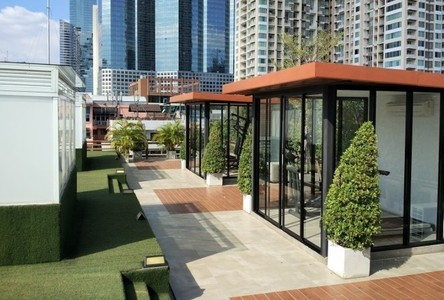 For Sale Condo 28 sqm in Sathon, Bangkok, Thailand