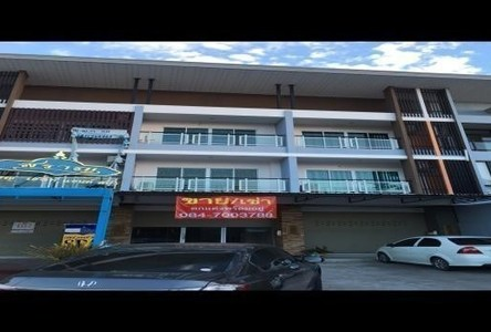 For Sale or Rent 5 Beds Shophouse in Mueang Chon Buri, Chonburi, Thailand
