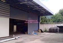 For Rent Warehouse 700 sqm in Thanyaburi, Pathum Thani, Thailand