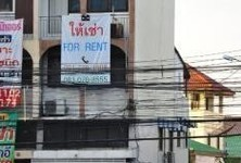 For Rent 5 Beds Shophouse in Mueang Nonthaburi, Nonthaburi, Thailand