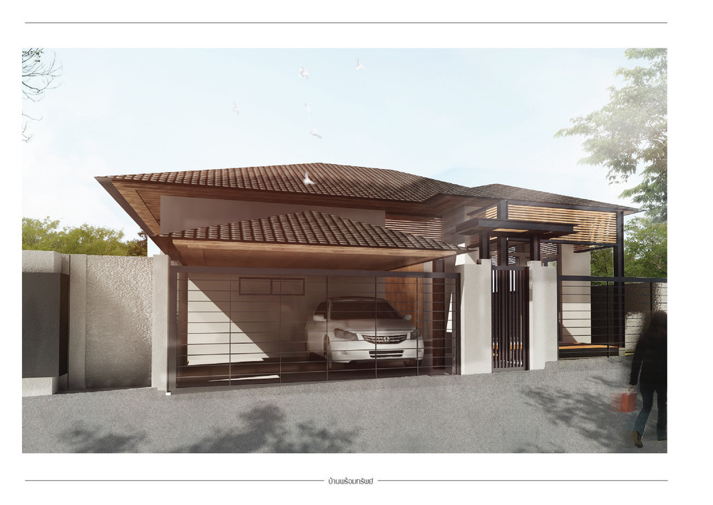 For Sale 3 Beds 一戸建て in Mueang Rayong, Rayong, Thailand | Ref. TH-GMBCEHAN