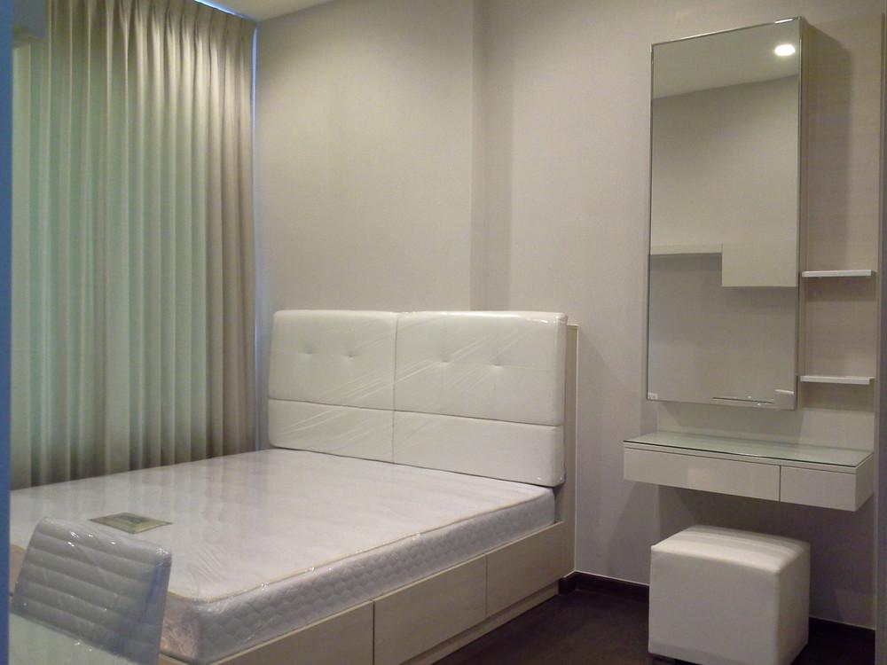 Q Asoke - В аренду: Кондо c 1 спальней возле станции MRT Phetchaburi, Bangkok, Таиланд   Ref. TH-WTMEQBWK