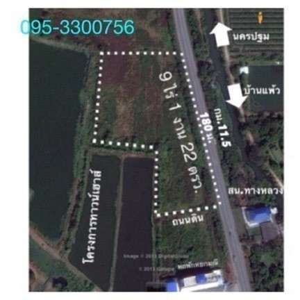 For Sale Land 9-1-22 rai in Mueang Nakhon Pathom, Nakhon Pathom, Thailand | Ref. TH-XSPTHIYH