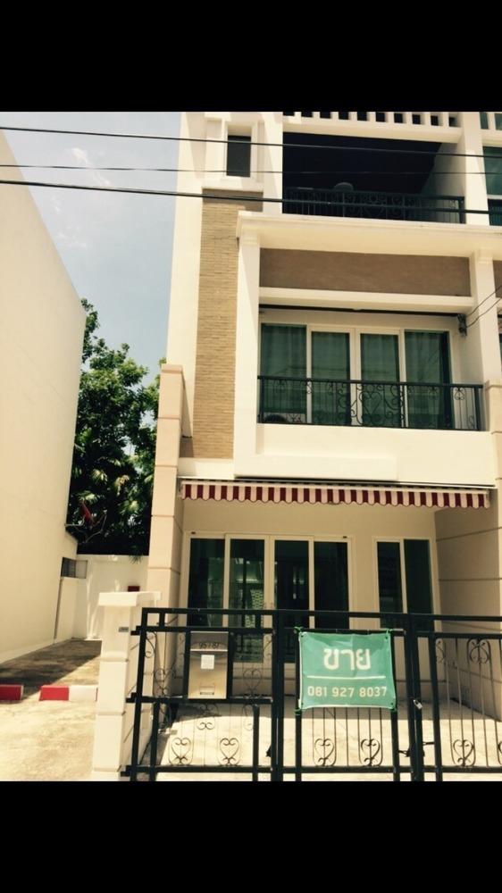 For Sale 3 Beds Townhouse in Phra Pradaeng, Samut Prakan, Thailand   Ref. TH-JAKUSTDQ